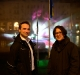 Mangafontäne auf der Art Week Hamburg