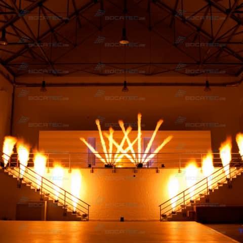 Flammenprojektoren