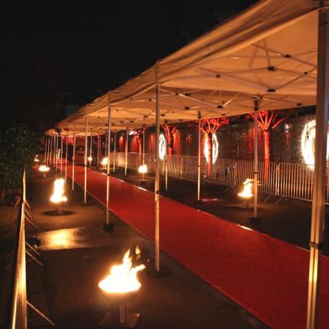 Feuerschalen günstig mieten bei Bocatec.de