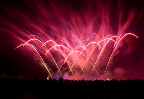 Tolle Feuerwerke für Ihren Anlass