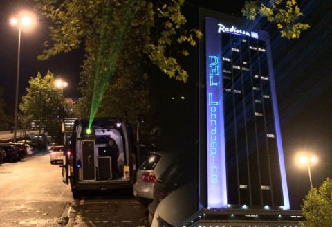 Radisson Blue Hotel Hamburg