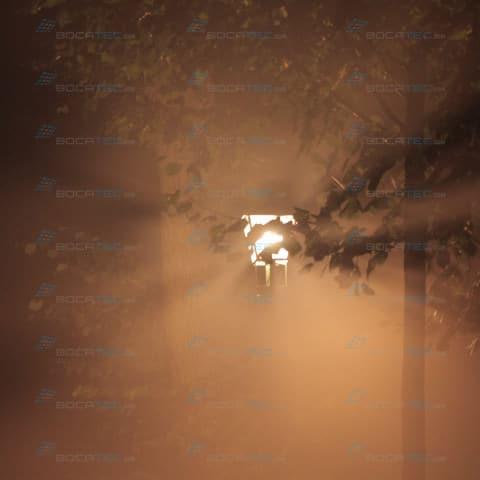 Hochleistungs-Nebelmaschinen für Outdooreinsätze