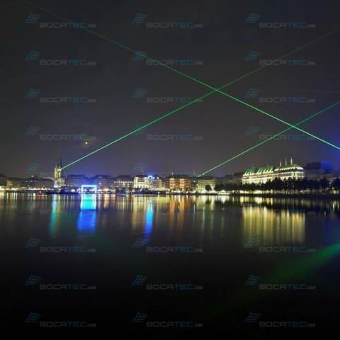 Outdoor Laserbeams - Skybeam