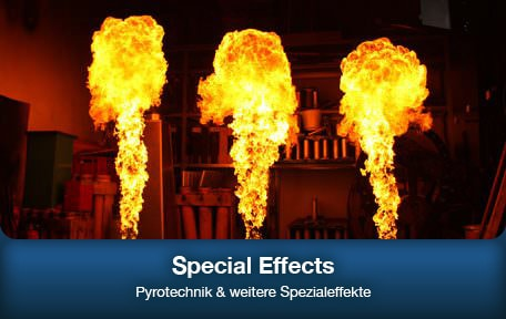 Special Effects finden