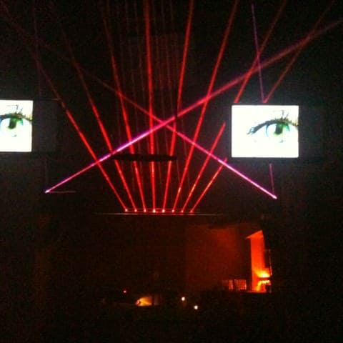 Laseraugen