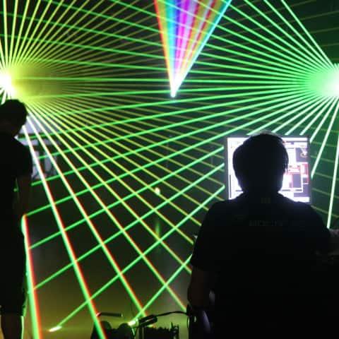 Lasershow Programmierung