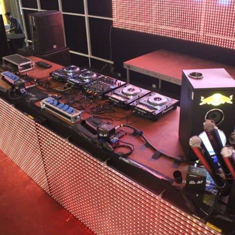 Snowbeat DJ- und Laserequipment