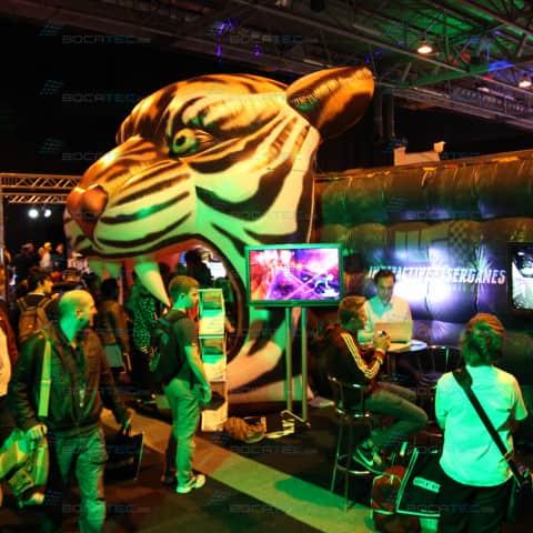 BPM Birmingham Special Lasergame