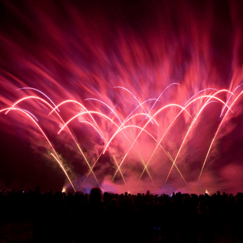 Fireworks and pyrotechnics