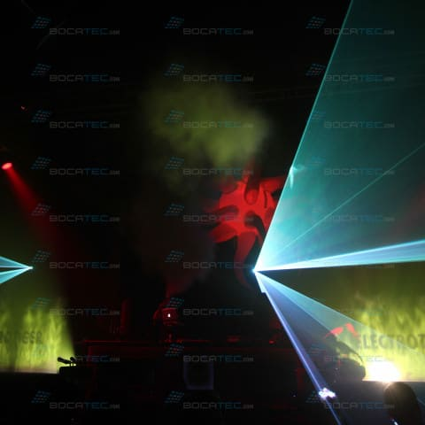 Fogwall projection