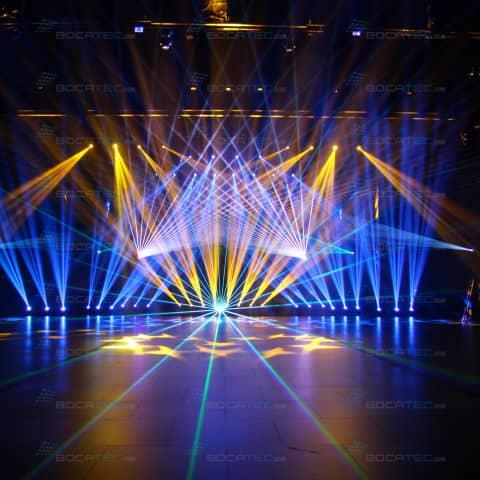 Laser & Light Show