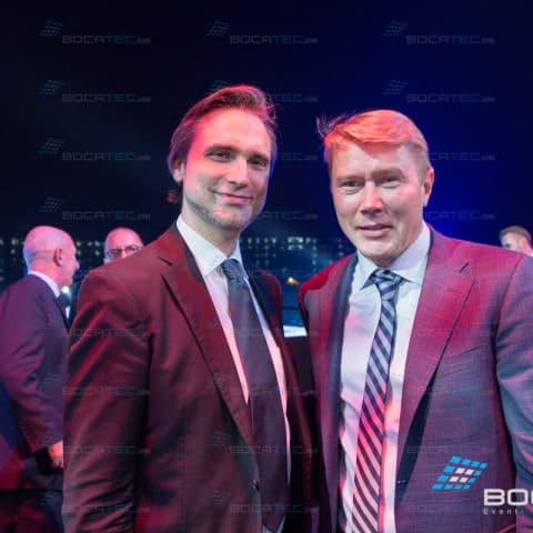 with Häkkinen