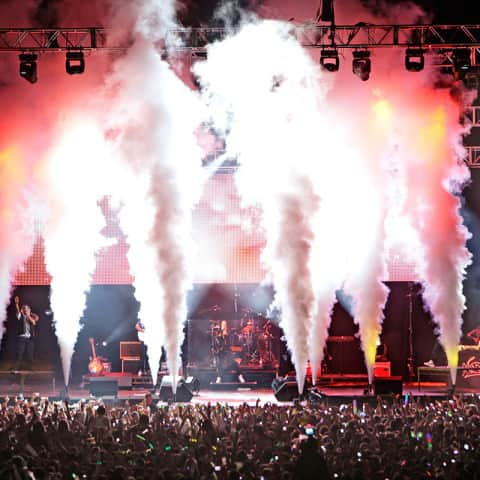 Rent CO2 for your event or festival