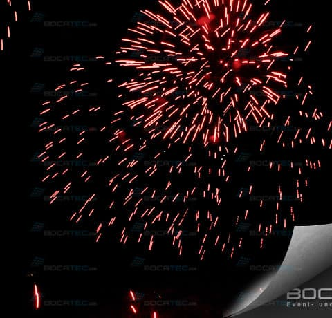 fascinating pyrotechnic effects