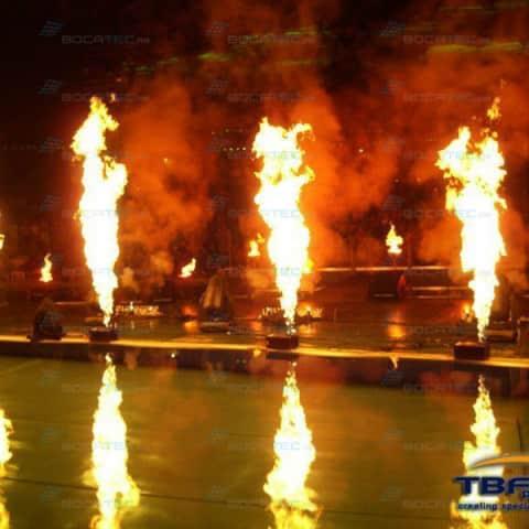Flamemaster Fire Effect