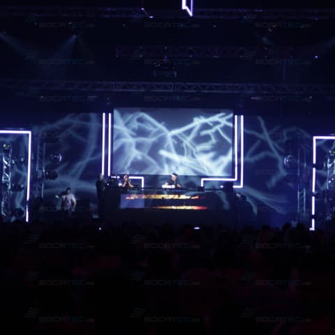 great stage which we can irradiate