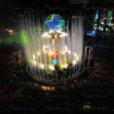 Heineken Vietnam new year show