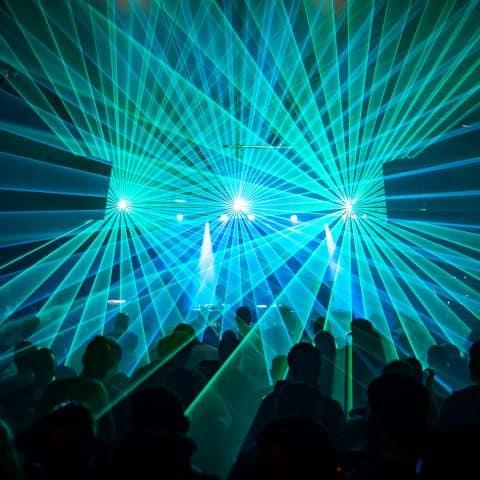 Lasershow günstig mieten / kaufen