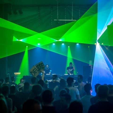 Lasershow für jedes Event