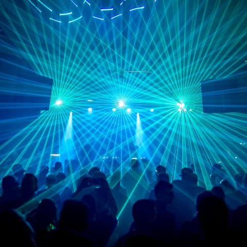 Amazing Laser show rental