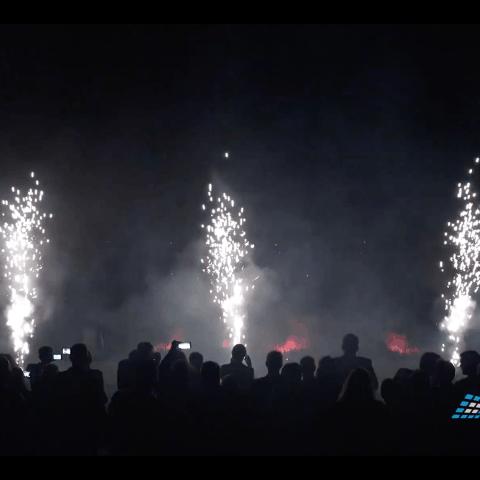 Feuerwerk der Extraklasse