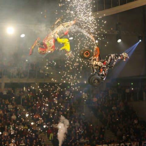 Indoor Event Pyrotechnik