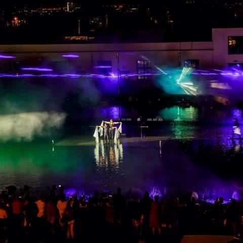 Lasershow für ihr Event
