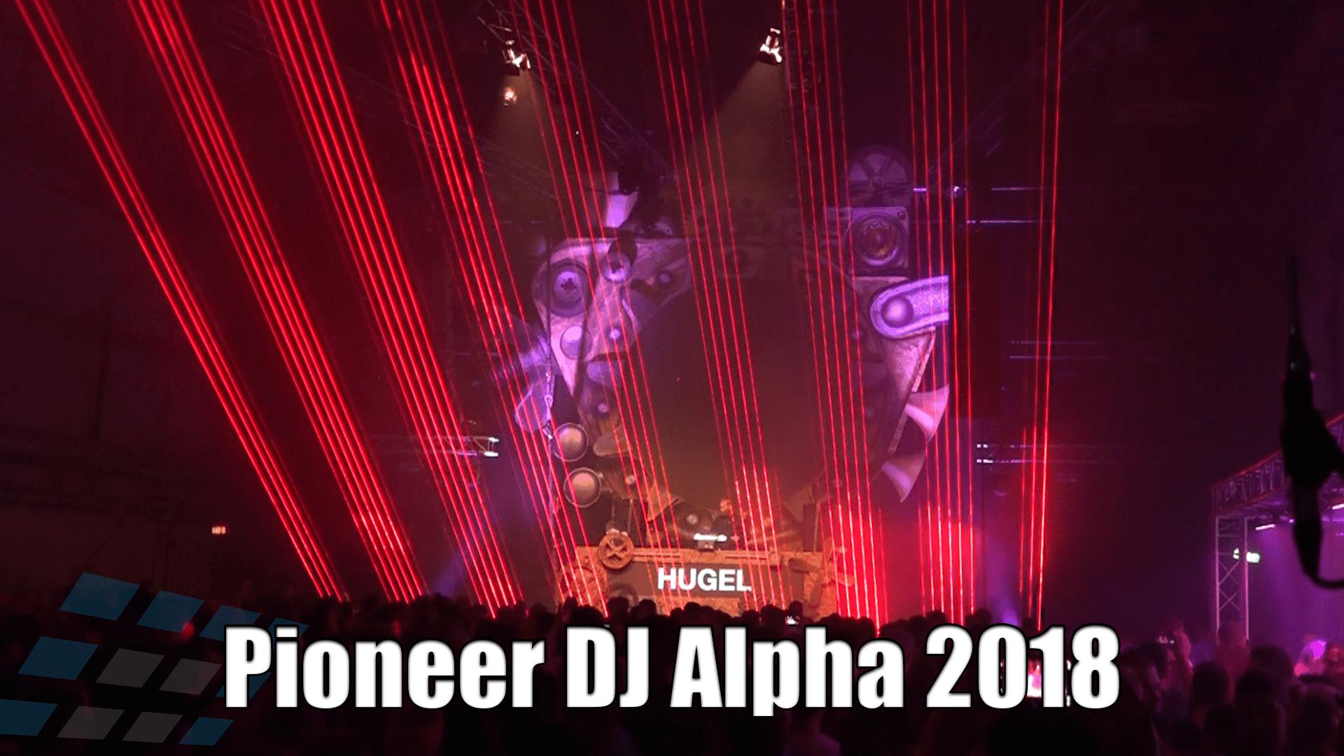 Laser Pioneer Alpha 2018