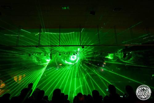 Lasershow Indoor Night of Freestyle