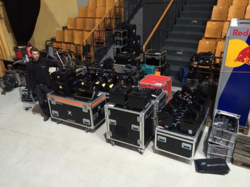 Laserequipment mieten Pioneer DJ Alpha
