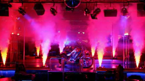 LED Nebelmaschine Smokejet