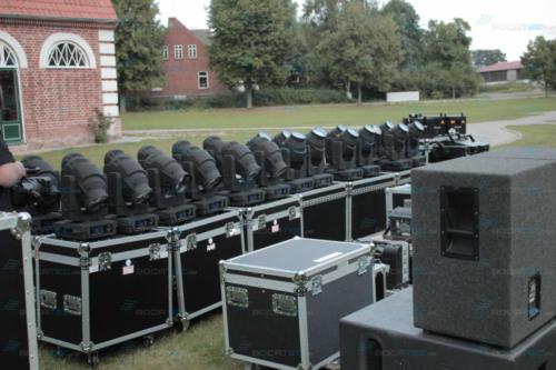 Veranstaltungstechnik Equipment mieten