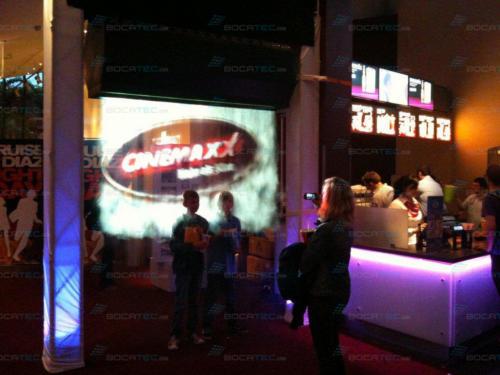 Cinemaxx Fog Screen