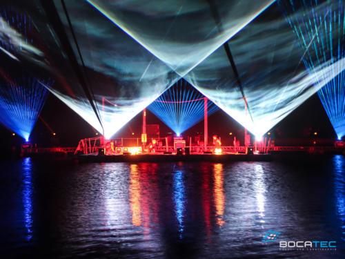 live-act-_0015_Laser Show auf dem Wasser