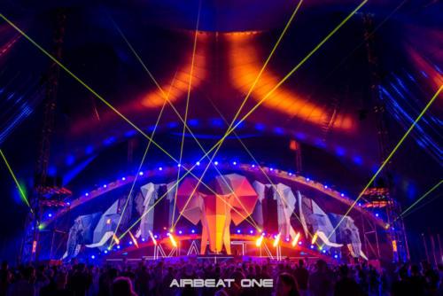 Laserbeams Lasershow