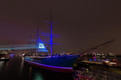 Schiff Projektionen